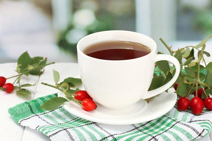 Чай с шиповником при беременности