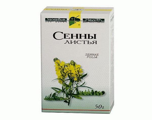 Трава сенна и шиповник для похудения