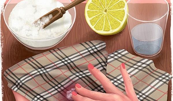 Эффективные домашние средства для очистки одежды от черники