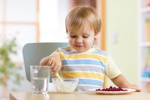 Полезные свойства для детей