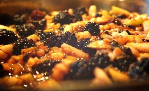 Простые рецепты приготовления варенья из ежевики на зиму