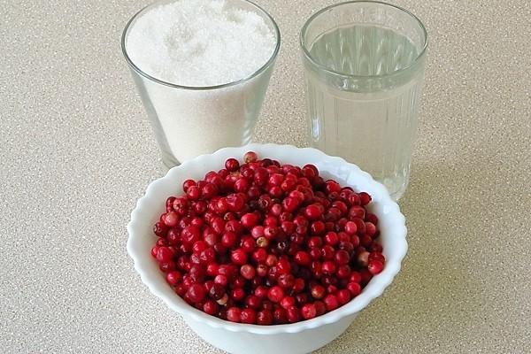 Рецепт из замороженной ягоды