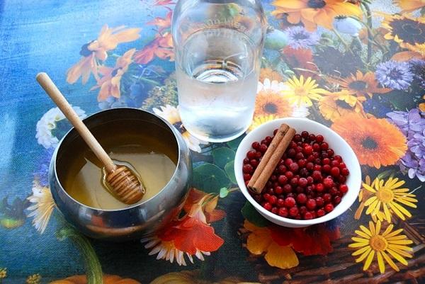 Рецепт на меду