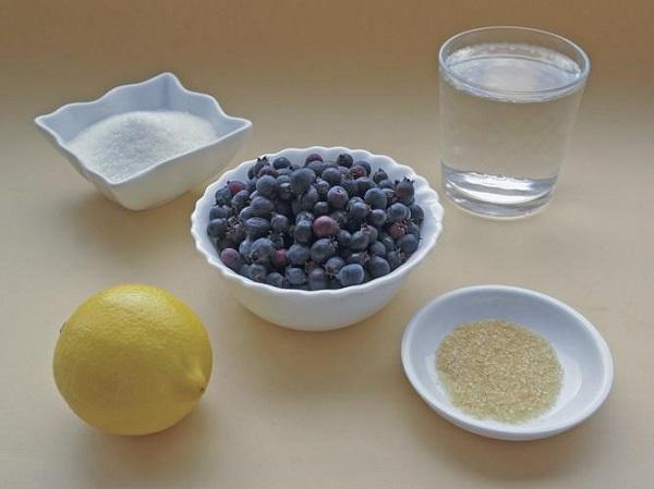 Варенье с добавлением фруктов