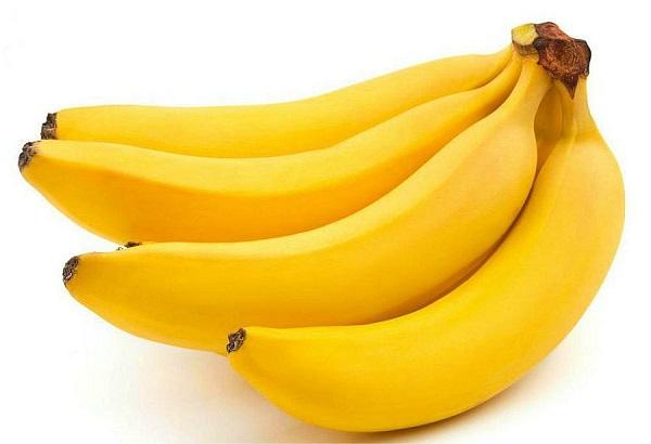 Из чего состоит банан