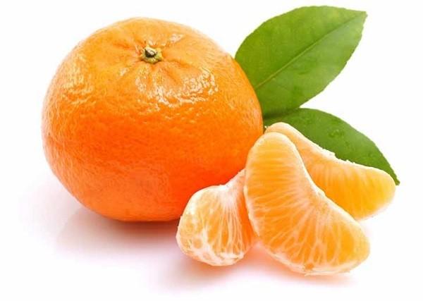 Какие витамины в мандаринах
