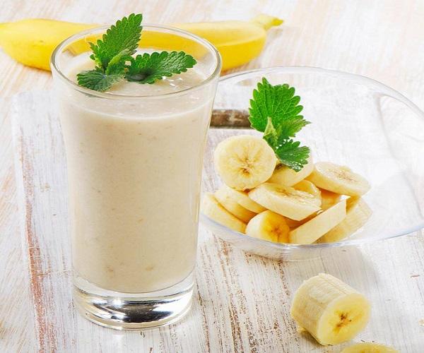 Применяем банан для лечения кашля - рецепты