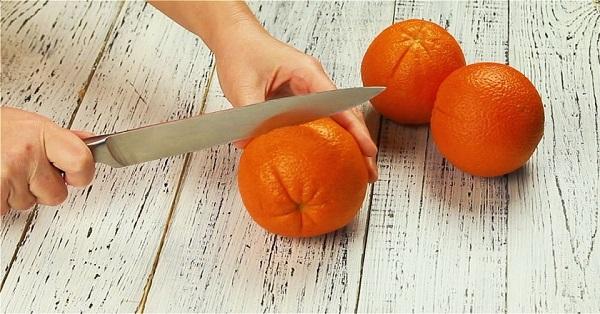 Как быстро очистить ножом