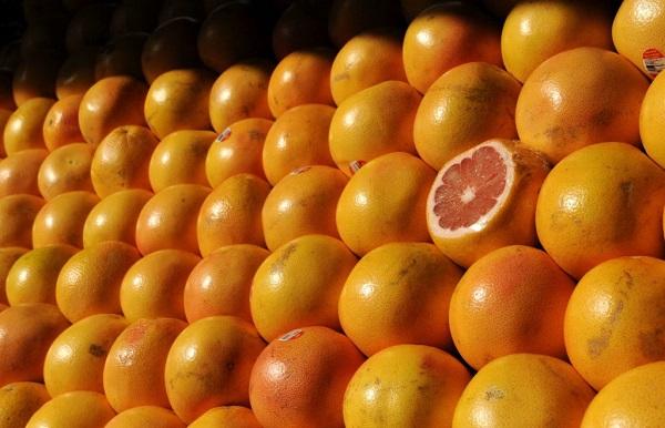 Как правильно есть грейпфрут