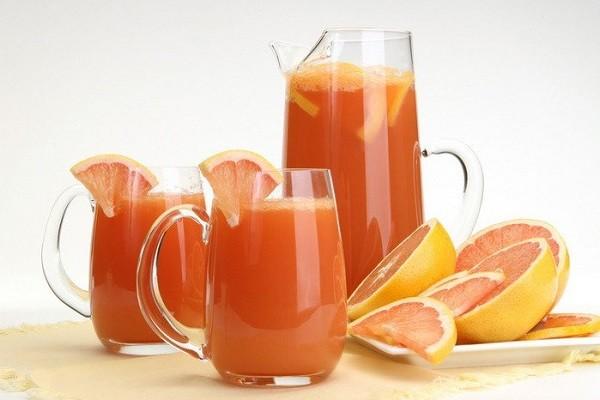 Польза сока грейпфрута для организма