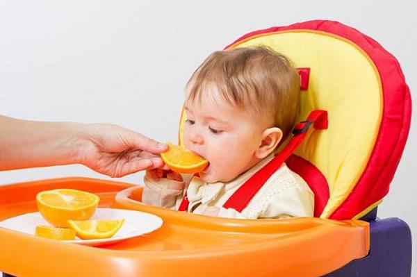 Апельсины детям