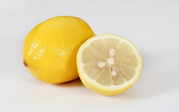 Лимон состав