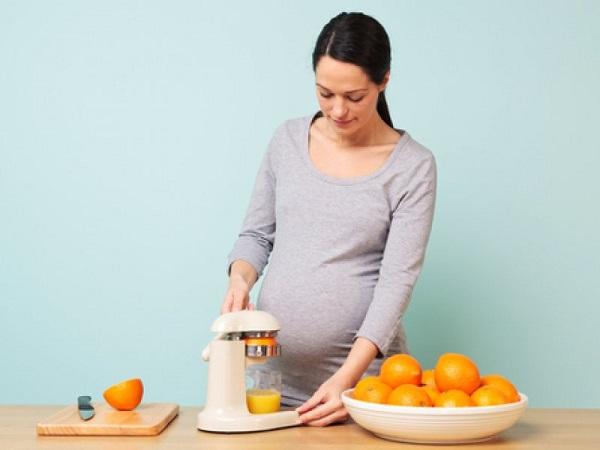 мандарины при беременности