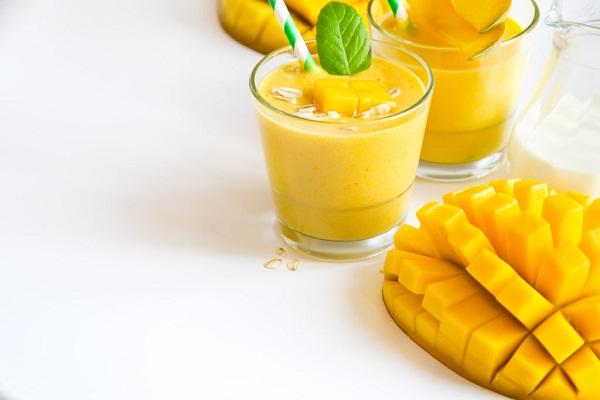 Применение манго