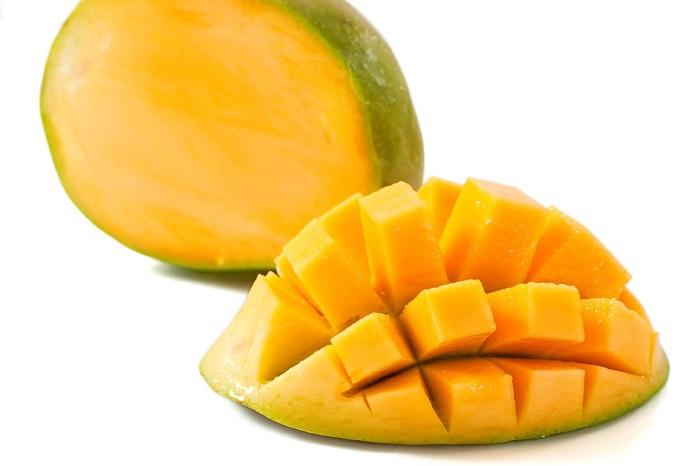 Очищенный манго