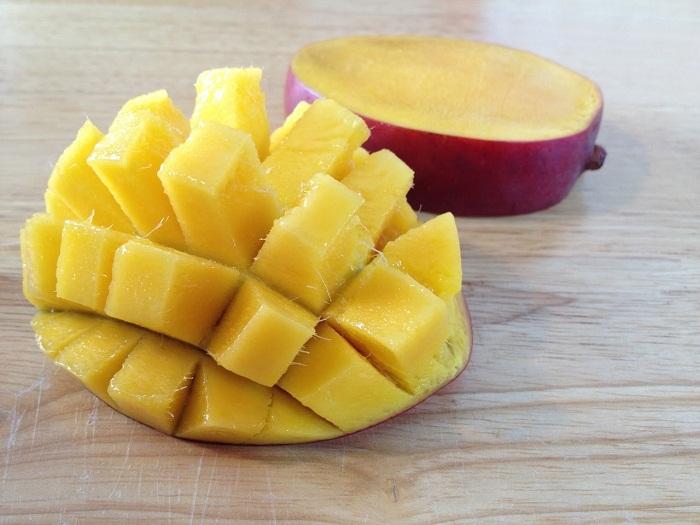 Вред манго