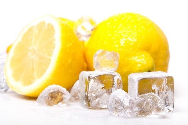 Замороженный лимон польза и вред для здоровья