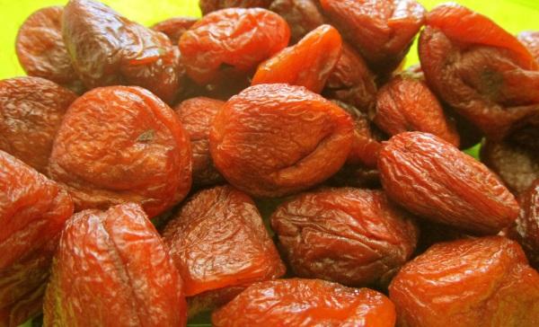 Сушить абрикос