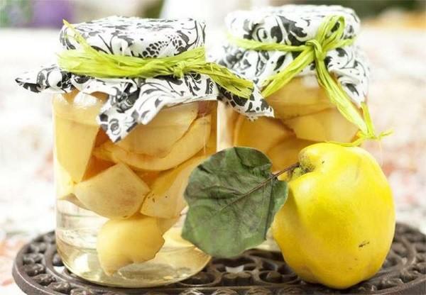 Компот из айвы - рецепты на зиму и на каждый день с грушей, апельсином, фейхоа