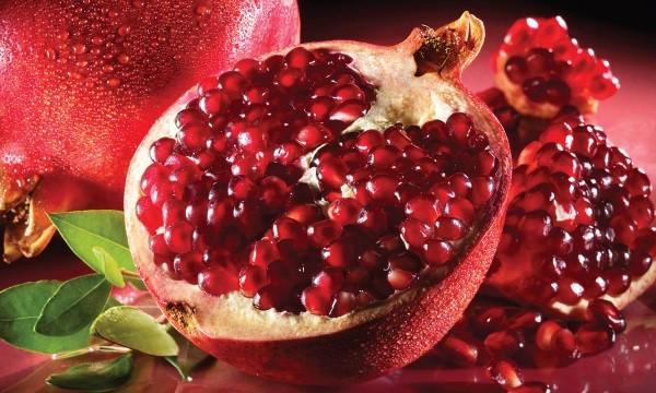 Гранат состав витаминов и микроэлементов