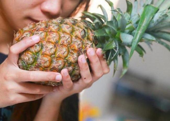 Как выбрать ананас 5