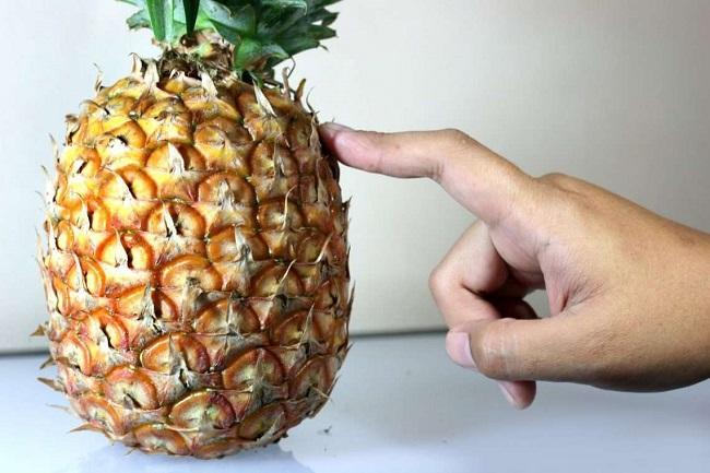 Как выбрать ананас 4