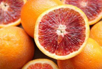 Красные апельсины фото