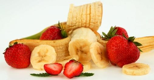 Варенье из бананов и клубника