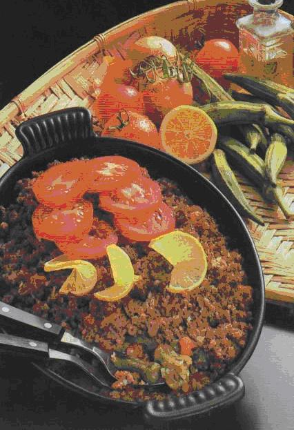 Самые лучшие блюда из бамии (окры)