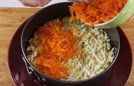 Салат с яблоками - 15 вкусных рецептов с пошаговой инструкцией приготовления